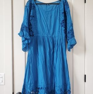 Most adorable Anthropologie dress